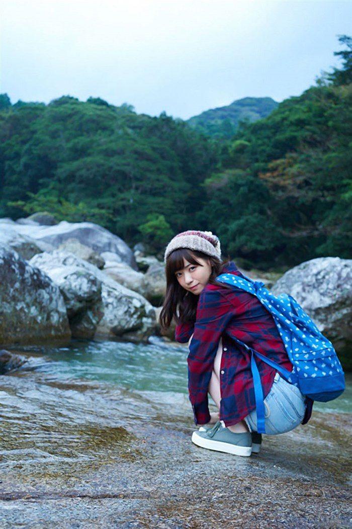 【画像】乃木坂西野七瀬のスピリッツ最新写真集!可愛すぎてシコシコ不可!0016manshu