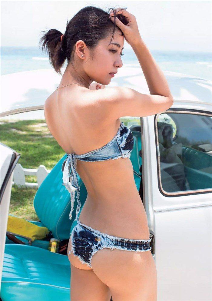 【画像】石川恋の乳首は使い込まれて黒い!?透けビーチク画像で検証!0106manshu