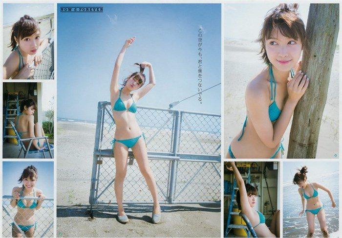 【画像】松本愛ちゃんの水着グラビアのお尻が必要以上にはみ出し過ぎwww0022manshu