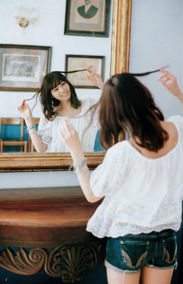 【画像】乃木坂西野七瀬のスピリッツ最新写真集!可愛すぎてシコシコ不可!0047manshu