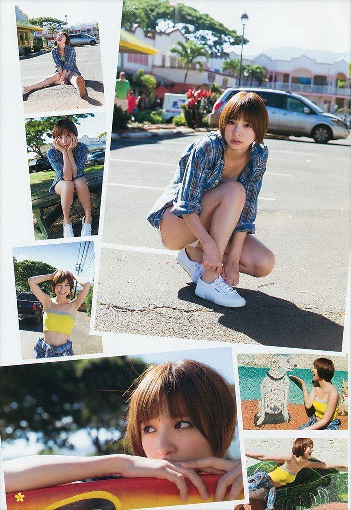 【画像】篠田麻里子さん 全盛期の水着グラビアがエロ過ぎたと話題に!完全にokazuグラビア0029manshu