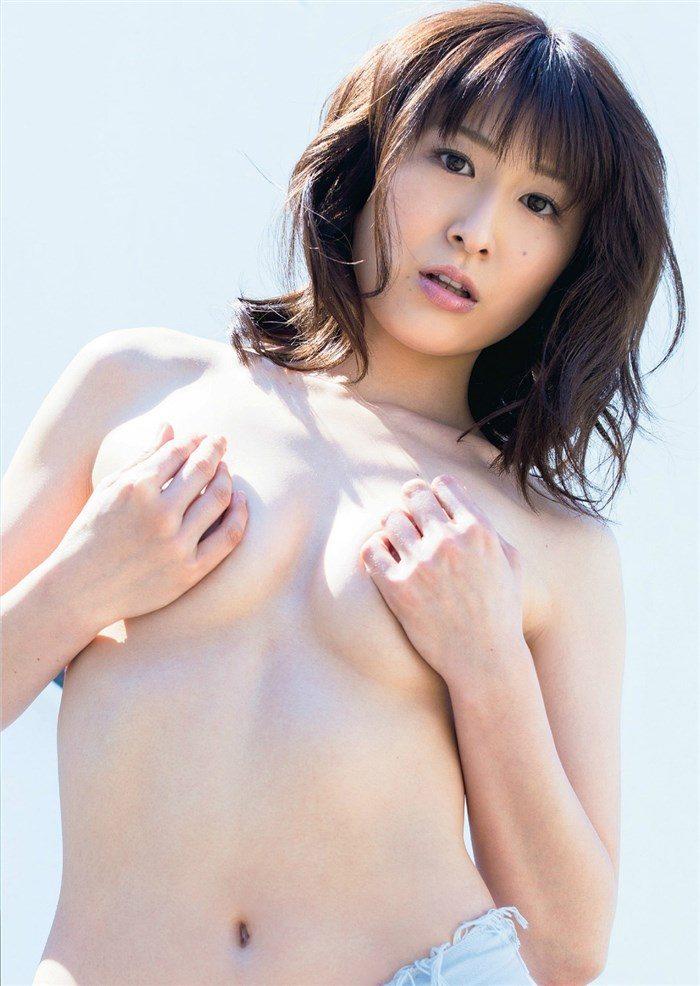 【画像】おかもとまり、写真集の全裸ヌードグラビアのムラムラ感半端ない!!!0024manshu