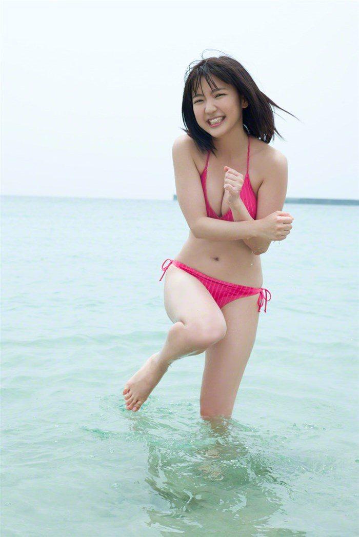 【画像】真野恵里菜ちゃんの高画質写真集!ボディラインが浮き出る競泳水着がぐうエロい!0020manshu