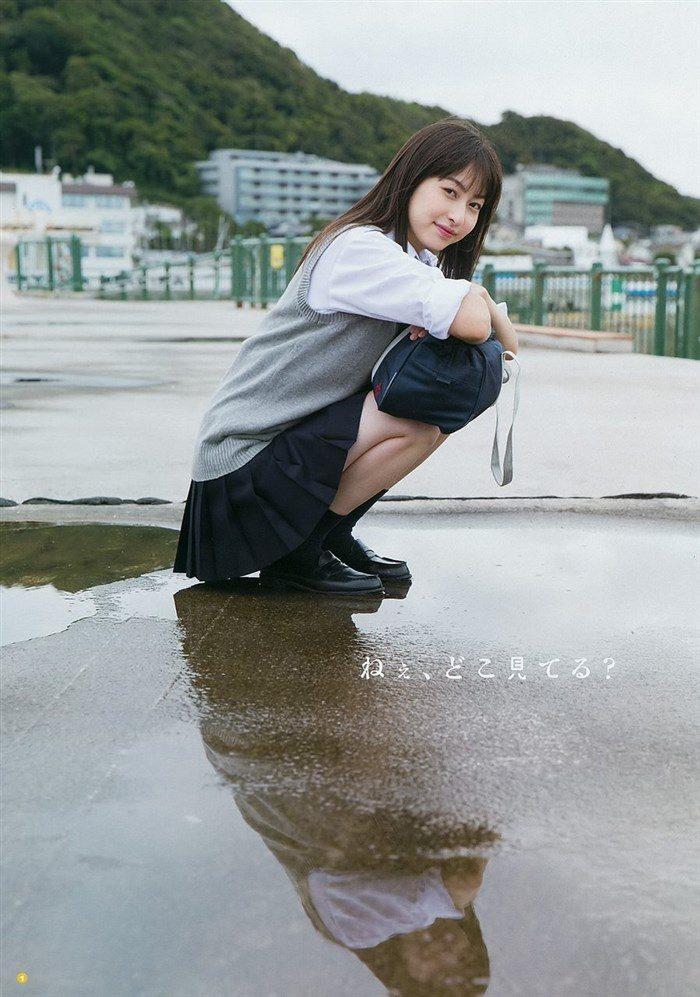 【画像】植村あかりちゃん、グラビアでタンクトップ谷間を放り出す!!0045manshu