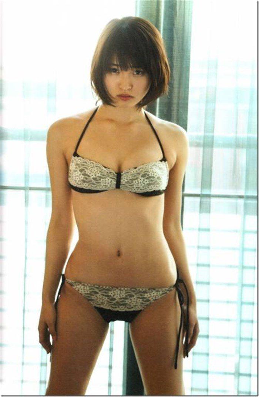 【画像】岡本玲ちゃんのひっそりリリースされたエロいグラビアをまとめました。0261manshu