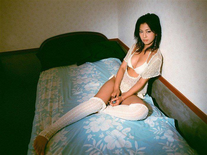 【画像】安田美沙子の無料で堪能できる高画質グラビアはこちら!0115manshu