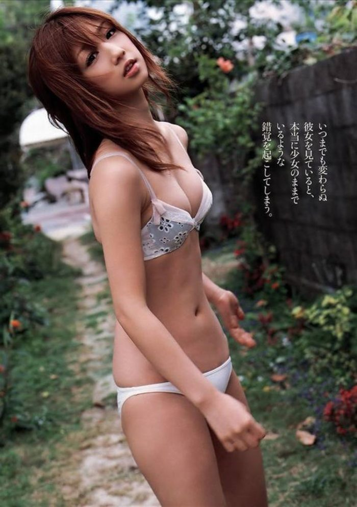 【画像】小倉優子 水着姿のえっろいゆうこりんはこちらですwwwww0114manshu