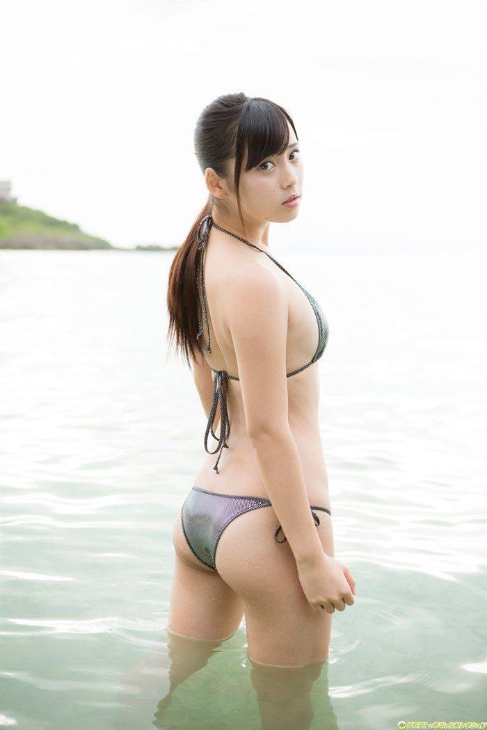 【画像】佐々木麻衣 マンスジもあらわな高画質水着グラビアを大量放出!0024manshu