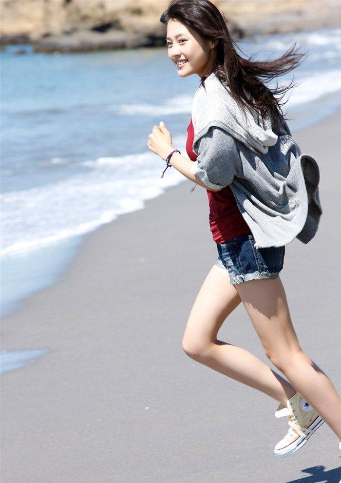 【画像】女優有村架純ちゃんの水着グラビア!!おっぱいが意外とデカいwwww0015manshu