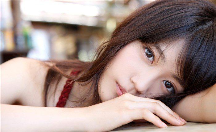 【画像】女優有村架純ちゃんの水着グラビア!!おっぱいが意外とデカいwwww0013manshu