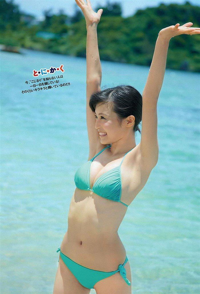 【画像】小島瑠璃子以上にテレビとグラビアの容姿が異なるグラドル居ないだろwwwwwww0071manshu