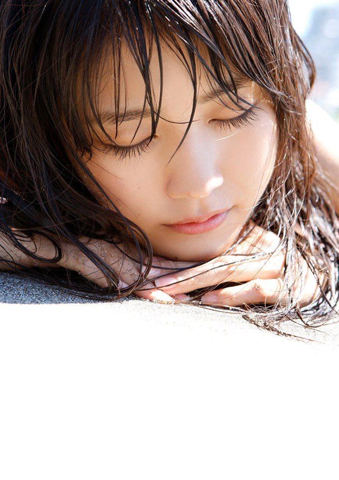 【画像】女優有村架純ちゃんの水着グラビア!!おっぱいが意外とデカいwwww0056manshu