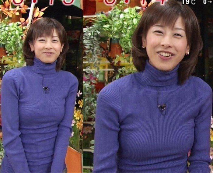【画像】加藤綾子のEカップ着衣おっぱいが綺麗なお椀型でそっと手の平でタッチしたくなるwwww0011manshu