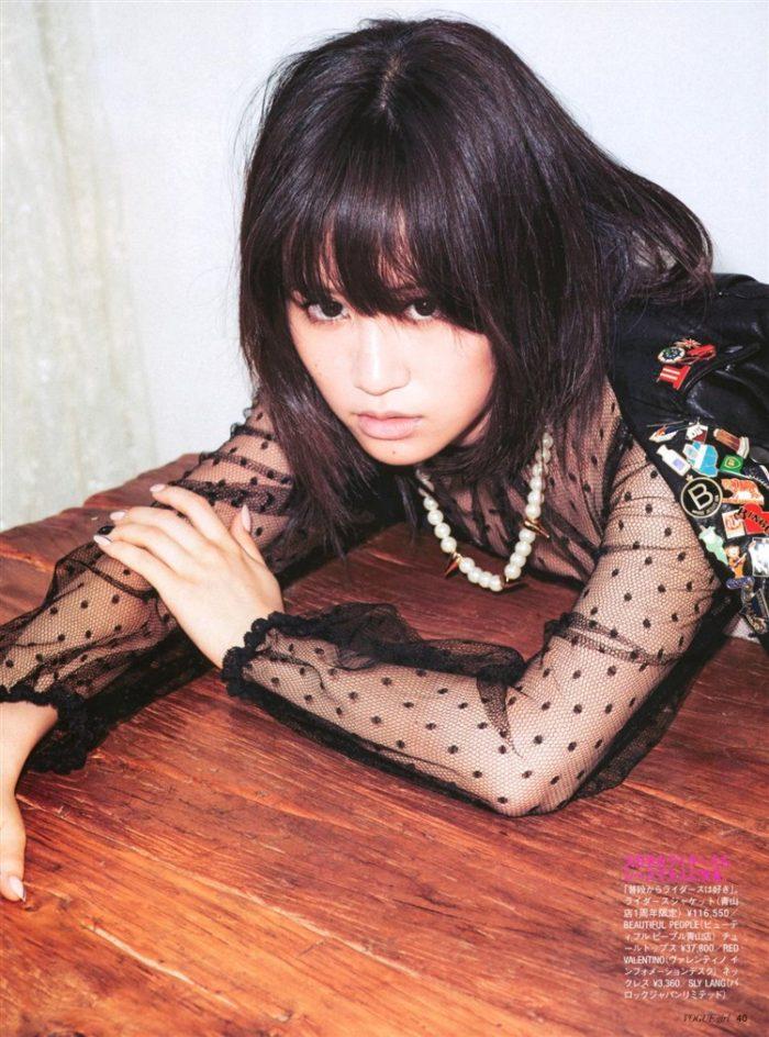 【画像】元AKB48前田敦子がちょっと可愛く見えてくるグラビア140枚まとめ0140manshu