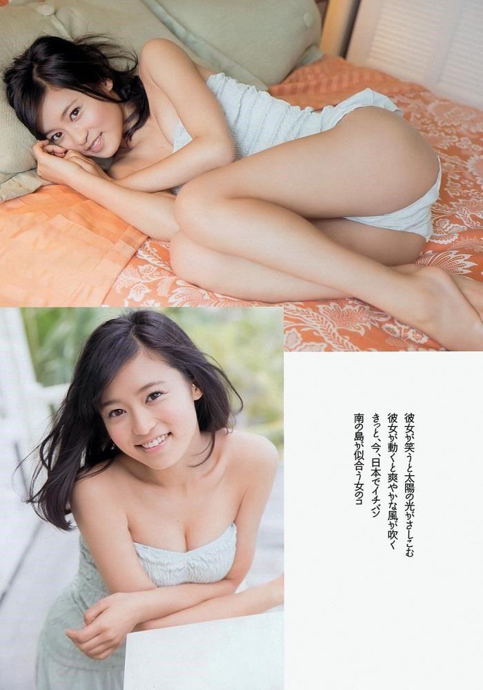 【画像】小島瑠璃子以上にテレビとグラビアの容姿が異なるグラドル居ないだろwwwwwww0110manshu