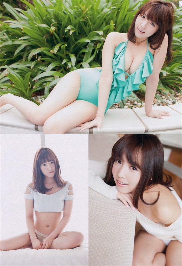 【画像】元SKE鬼頭桃菜(三上悠亜)が水着アイドルで頑張ってた頃wwww0002manshu