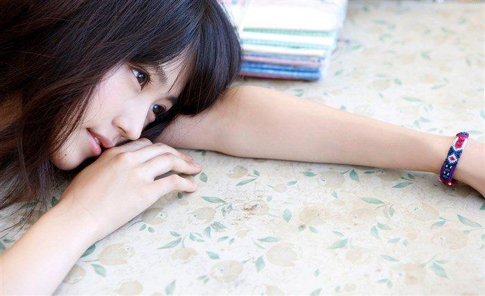 【画像】女優有村架純ちゃんの水着グラビア!!おっぱいが意外とデカいwwww0014manshu