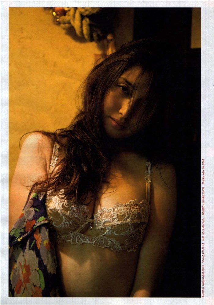 【画像】橋本マナミの高画質写真集が予想を裏切らない内容でち〇ぽ困惑0008manshu