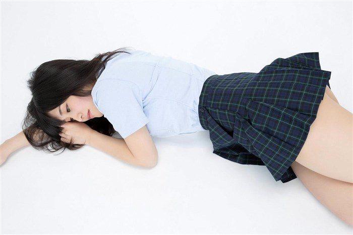 【画像】橘花凜の破廉恥すぎるミニスカOL風写真集!これは息子が黙ってない!0115manshu
