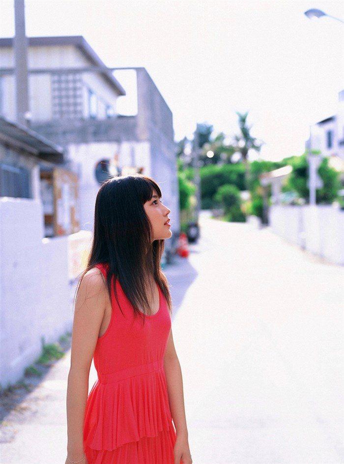 【画像】女優有村架純ちゃんの水着グラビア!!おっぱいが意外とデカいwwww0032manshu