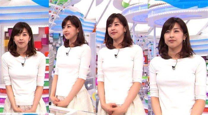 【画像】加藤綾子のEカップ着衣おっぱいが綺麗なお椀型でそっと手の平でタッチしたくなるwwww0015manshu