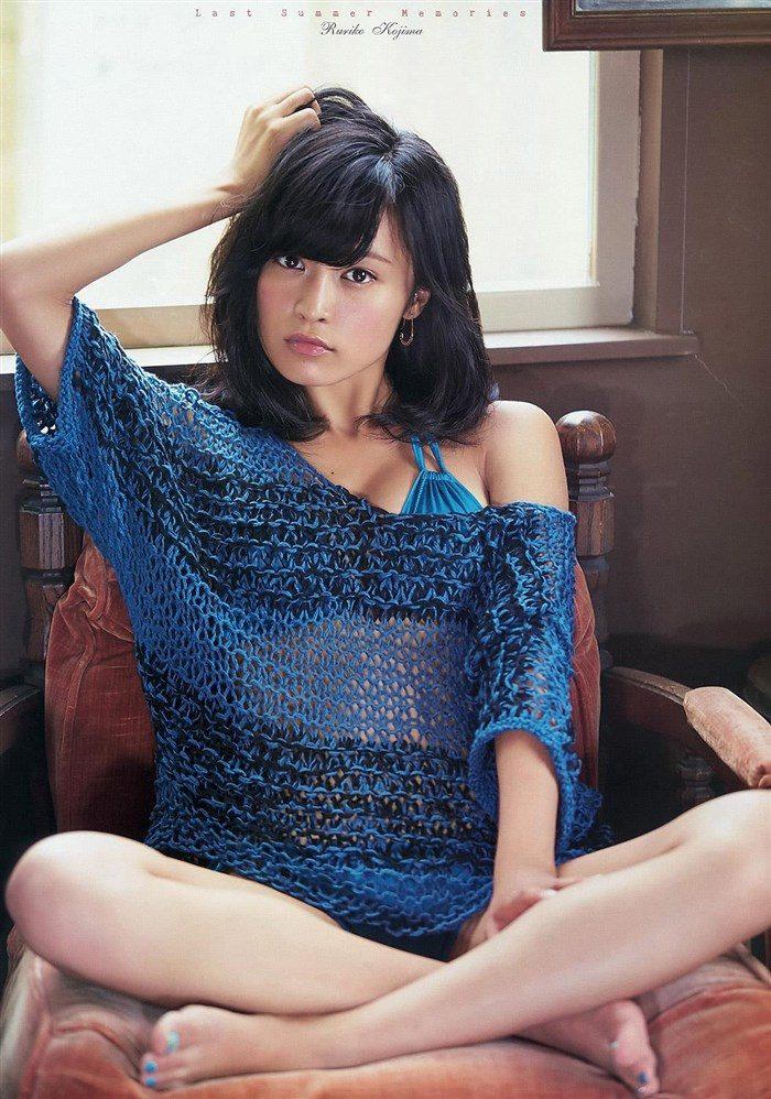 【画像】小島瑠璃子以上にテレビとグラビアの容姿が異なるグラドル居ないだろwwwwwww0044manshu