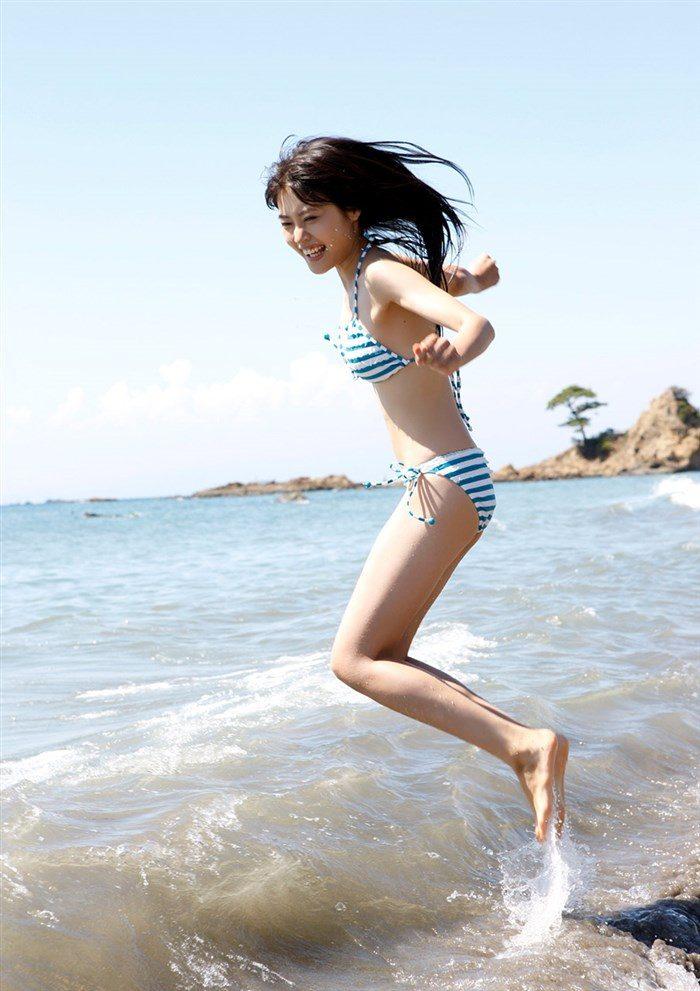 【画像】女優有村架純ちゃんの水着グラビア!!おっぱいが意外とデカいwwww0054manshu
