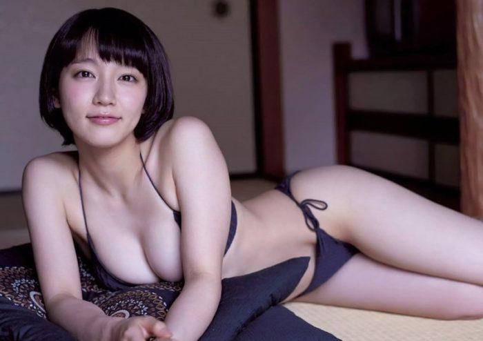 【画像】吉岡里帆、ドラマで乳首が見えてしまうハプニング発生wwwwwwwwww