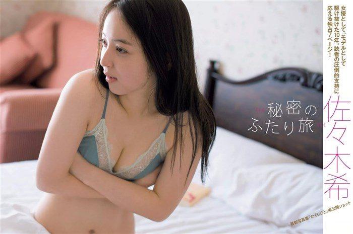 佐々木希 全裸入浴グラビアがエロすぎる!