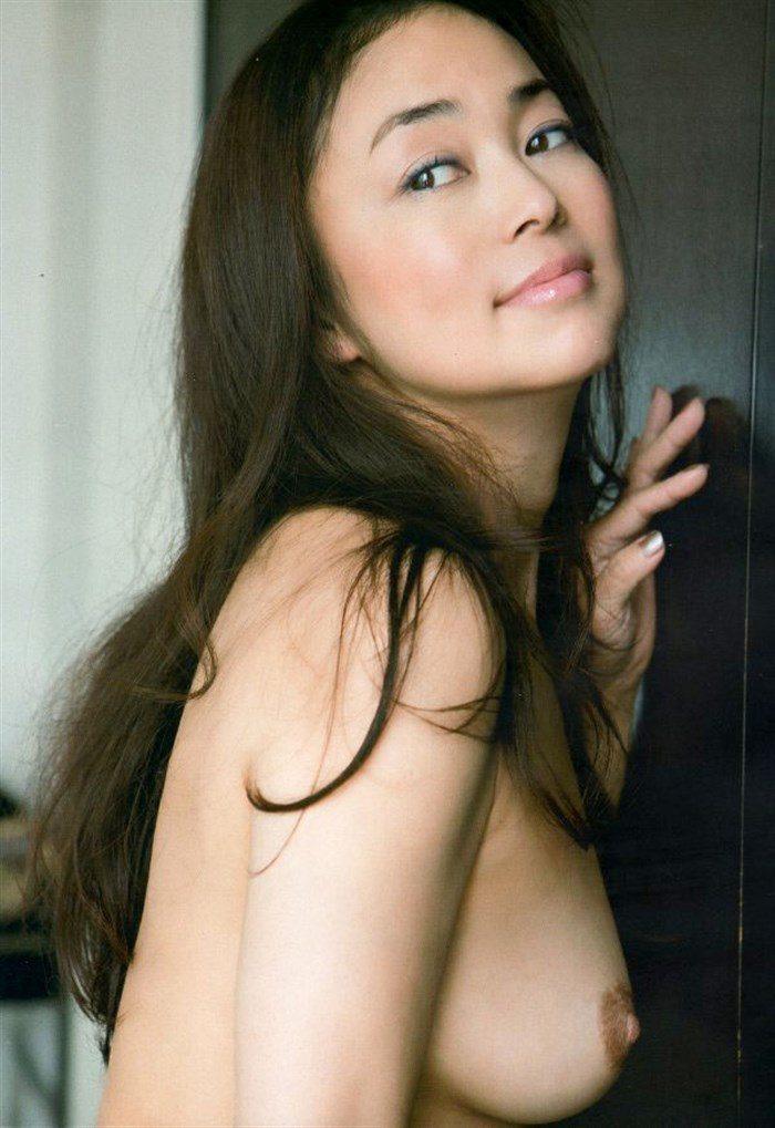 【画像】中島知子の熟した垂れパイ全裸ヌード!!意外に乳輪が綺麗wwww0025manshu
